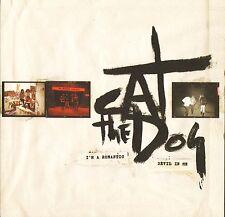 "CAT THE DOG i'm a romantic/devil in me VS 1950 uk virgin 2007 7"" PS EX/EX"