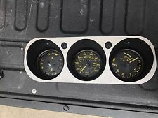 Porsche 944 Speedometer Gauge instrument Cluster Early 944/924