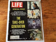 Life Magazine Dec 14, 1962 Take-over Generation. Space, 100 important men women