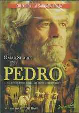 "COLECCION ""LA SAGRADA BIBLIA"" -PEDRO-Omar Shariff-DVD-Color-Fullscreen"