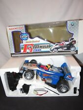 RC RADIO CONTROL FORMULA ONE F1 CAR unused mint Complete in box