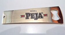 Metal Beer Opener of Peja Beer from Kosovo, Albania.