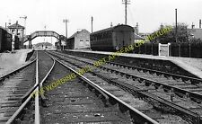 Leuchars Old Railwat Station Photo. Tayport to Dairsie & Guard Bridge Lines. (2)