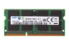 For Samsung 8GB 2RX8 PC3-10600S CL9 SO-DIMM DDR3 1333 MHz Laptop RAM Memory @1H
