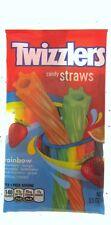 Twizzlers Rainbow Twists Candy Raspberry Melon Lemon Chewy Licorice Candies BFR