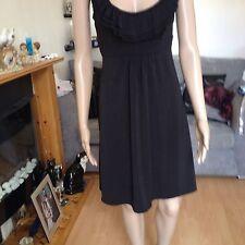Dorothy Perkins Dress Size 8 Colour Black