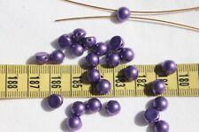 CzechMates Cabochon 7mm Saturated Metallic Bodacious Crafts Jewelry  25pcs/048