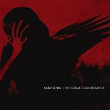 KATATONIA The Great Cold Distance - 2LP / Black Vinyl + Bonus Tracks (Reissue)