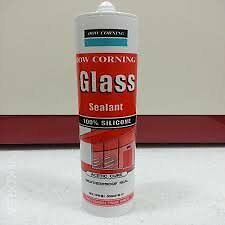 Dow corning glass sealant (Silicone)