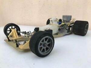ASSOCIATED RC 300 -1/8 vintage - Yankee/Delta/Serpent/Kyosho