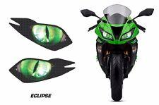 AMR Racing Head Light Eyes Kawasaki Ninja ZX6R 2013-2014 Headlight Parts ECLIPSE