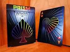Prism Night  Playing Cards (Limited Edition-Numbered Sealed (xxx/1000))