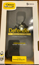 NEW Otterbox Defender Series Case for Samsung Galaxy S9+ PLUS Black