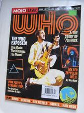 Mojo Classic Who Sex Pistols Genesis Kate Bush Led Zeppelin