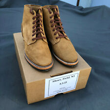 AT THE FRONT WW2 SHOES FIELD N1 USMC BOONDOCKERS SIZE 8.5D