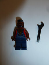 Mr T as B A Baracus LEGO minifig figure toy The A-Team classic TV show character