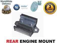 FOR NISSAN TERRANO II 1996-2006 2.7 3.0 R20 4x4 NEW REAR ENGINE MOUNT OE QUALITY