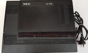 NEC SL1100 IP4AT-1228M-B  PSTN,12 months w/ty. Tax invoice
