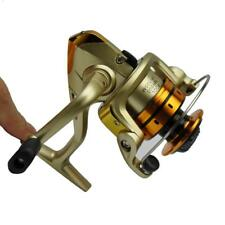 Metal Carp Fishing Spinning Reel 10BB Interchangeable 5.1:1 MR500