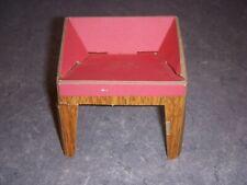 Vintage Barbie Dream House 1962, 100% Original Doll Furniture Pink Chair!