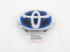 Genuine Toyota 75310-47060 Front Radiator Grille Emblem 16-19 Prius 15-18 Avalon