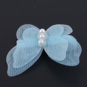 Cute Butterfly Shape Mini Hair Claw Small Clips For Girl Kids Women Headdress C