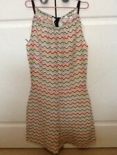 MISSONI for Target Playsuit Wave Print BNWT