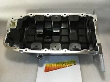 2011-2016 CHEVY CRUZE 1.8 ENGINE OIL PAN USED WITH AUTO TRANSMISSION GM 25194722