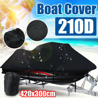 210D Jet Ski Watercraft Cover Protector Waterproof For Yamaha WaveRunner EXR Sea