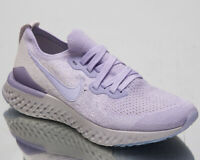 Nike Epic React Flyknit 2 Womens Levender Mist Running Sneakers Shoes BQ8927-501