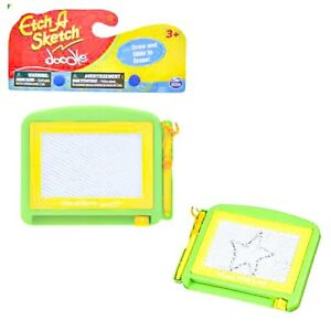 Mini Etch-A-Sketch Magnetic Doodle Drawing Board  Spin Master