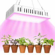 1500W LED Grow Light Lamp Full Spectrum Flower Pflanzenlampe Pflanzenlicht DHL