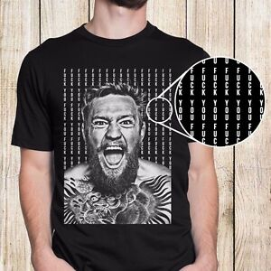 Conor McGregor Fkc U Shirt