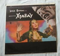 "YMA voice of the Xtabay Vinyl 12"" LP"