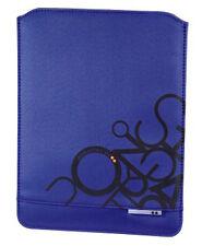 "AHA Jumble Sleeve for Tablet ipad (10.1 "") in Ocean Blue #101417 (UK Stock) NEW"