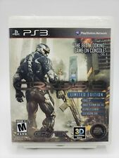 Crysis 2 Limited Edition (Complete), Playstation 3, PS3