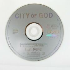 City Of God R Dvd Only No Usps Tracking