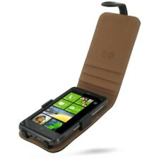 Eixo Leather Case Bicolor HTC HD7 T9292 (Flip Style)