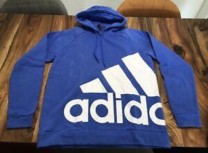 Adidas Kapuzenpullover Hoodie Pullover / Gr. L