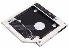 2nd SATA Hard Drive Caddy Optical Bay for HP ProBook 640 G1 645 G1 650 G1 655 G1