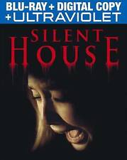 Silent House [Blu-ray], Very Good DVD, Julia Taylor Ross,Eric Sheffer Stevens,Ad