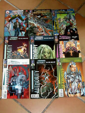 lot 9 albums THE AUTHORITY - tous comics US VO - Wildstorm