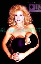 CHESSIE MOORE  8X12 ORIGINAL PHOTO-004  BUSTY LEGEND