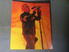 Tool : Maynard Keenan 2010 singing Jambi 10,000 Days Tour 8x10 Photo puscifer