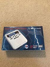 Midland WR-100 NOAA Weather Public Alert Radio - NEW