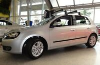 Body Side Mouldings Door Molding Protector Trim for VW Golf VI 5D 2008-2011