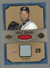 John Smoltz 2005 Upper Deck Sweet Spot Sweet Threads Game Worn Jersey #73/75