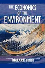 The Environment and Economics