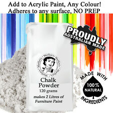 Makes 2 Litres of Chalk Based Paint for Furniture Upcycling