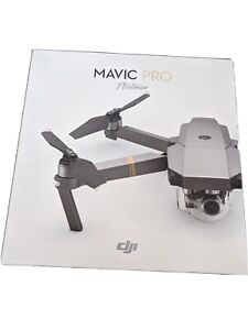 DJI Mavic Pro Platinum Fly Drone with Accessories - Grey